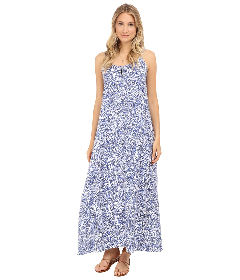 Roxy Stillwater Dress Majorelle Garden Combo/Seaspray Womens Dress