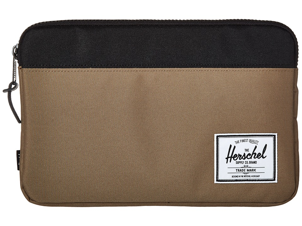 Herschel Supply Co. Anchor Sleeve 11 Lead Green/Black Computer Bags