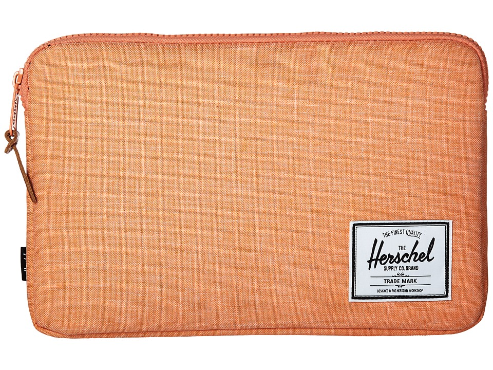 Herschel Supply Co. Anchor Sleeve 11 Nectarine Crosshatch Computer Bags