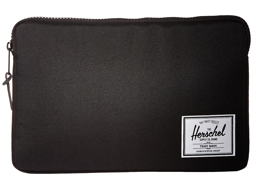 Herschel Supply Co. - Anchor Sleeve 12 (Black) Computer Bags