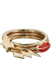 Sam Edelman - Charm Stackable Ring