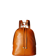 Gabriella Rocha - Margo Leather Backpack w/ Gold Chain