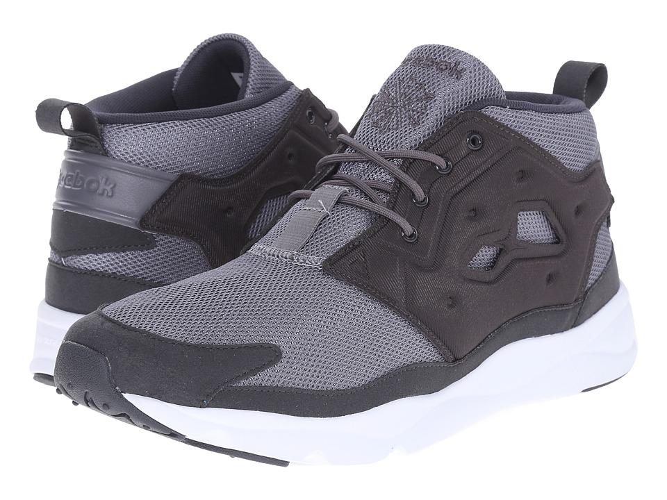 Reebok Lifestyle - Furylite Chukka (Shark/Coal/White) Mens Shoes
