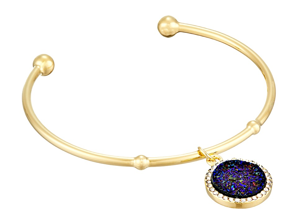 Kate Spade New York All That Glitters Druzy Cuff Bracelet Blueiolite Bracelet