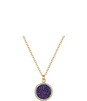 Kate Spade New York - All That Glitters Druzy Pendant Necklace