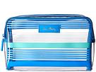 Vera Bradley Luggage Lighten Up Clear Cosmetic