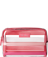 Vera Bradley Luggage - Lighten Up Clear Cosmetic