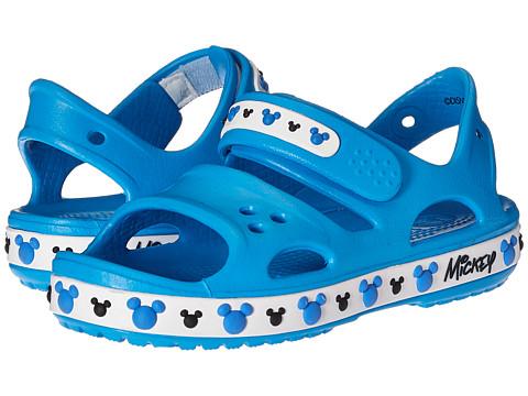 Crocs Kids Crocband II Mickey ...