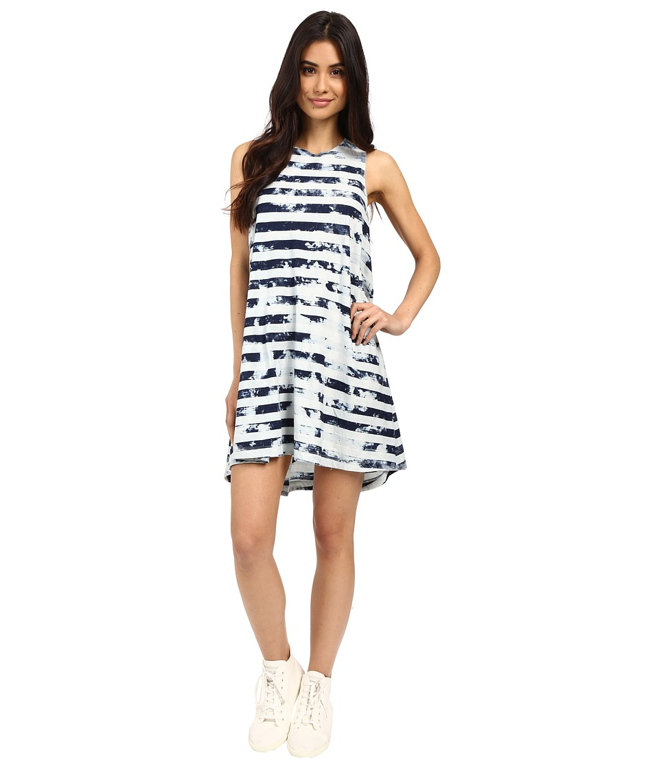 RVCA Abel Dress White Womens Dress