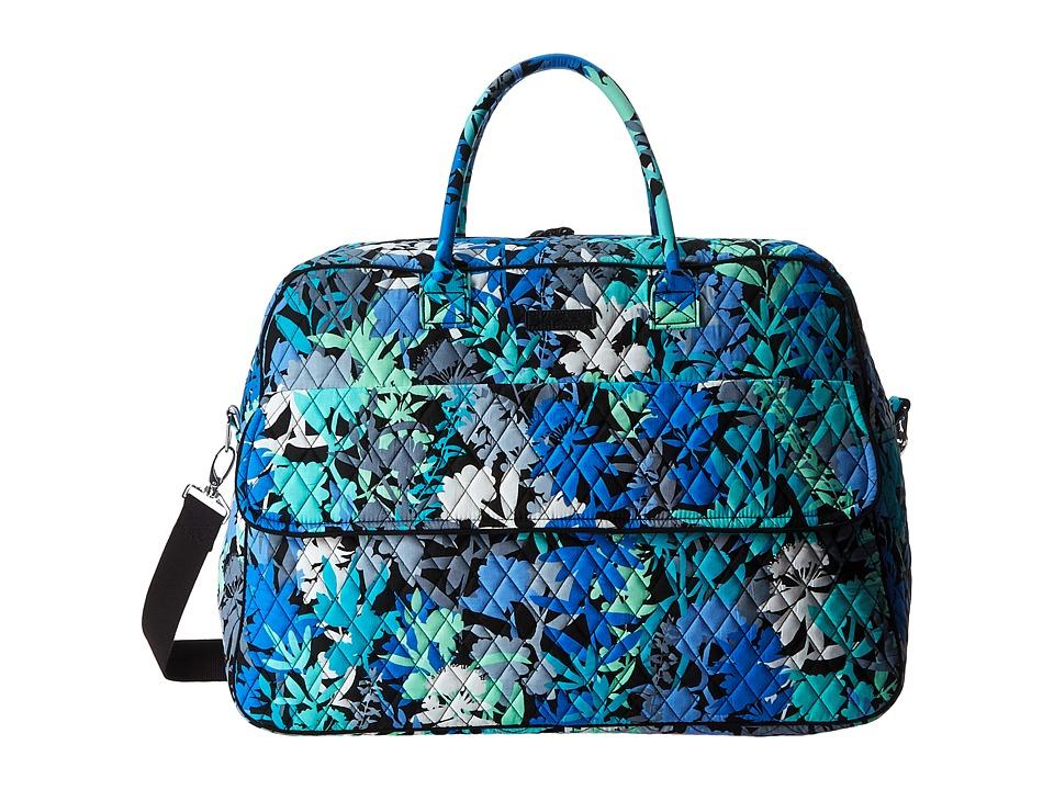Vera Bradley Luggage - Grand Traveler (Camo Floral) Duffel Bags