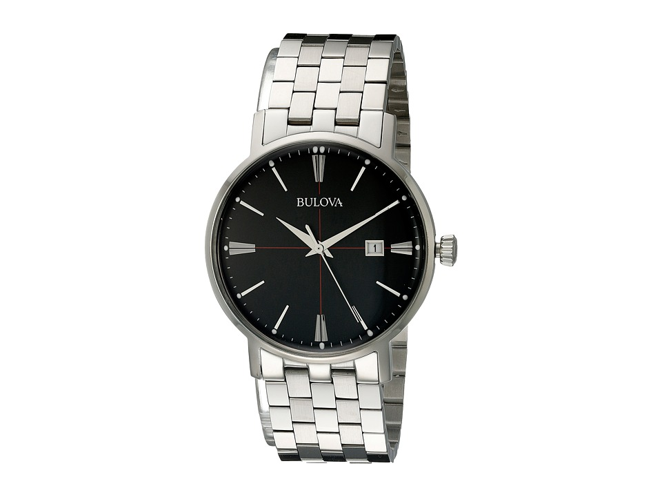Bulova Classic 96B244 Stainless Steel Watches
