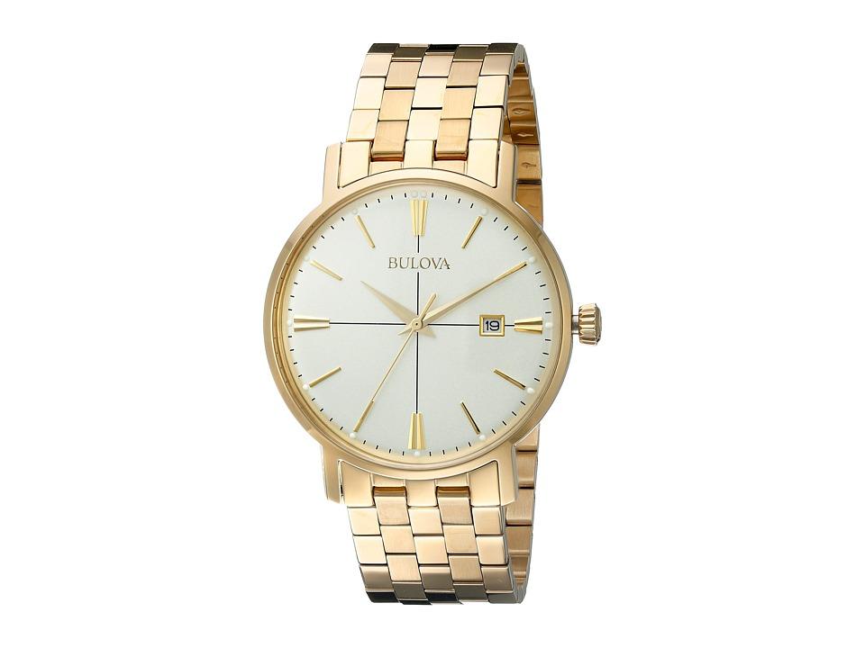 Bulova Classic 97B152 Yellow Gold Watches
