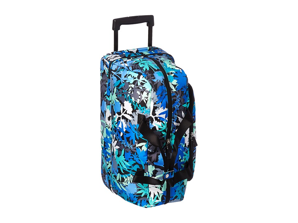 Vera Bradley Luggage - Lighten Up Wheeled Carry-On (Camofloral) Carry on Luggage