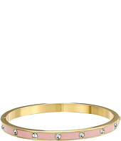 Kate Spade New York - Set in Stone Enamel Stone Hinged Bangle