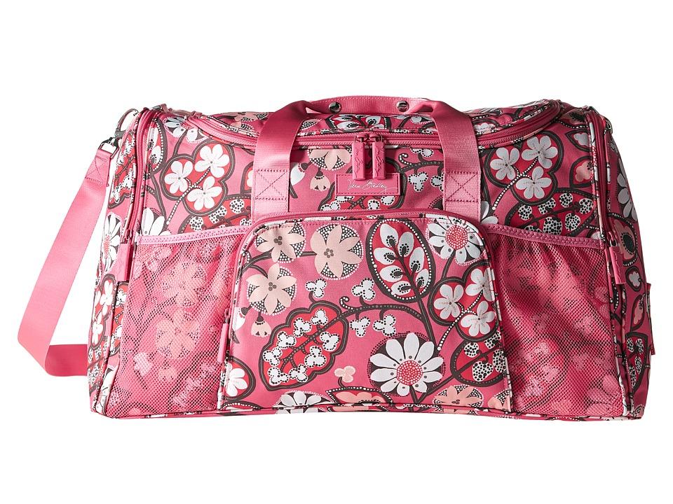 Vera Bradley Luggage - Ultimate Sport Bag (Blush Pink) Bags