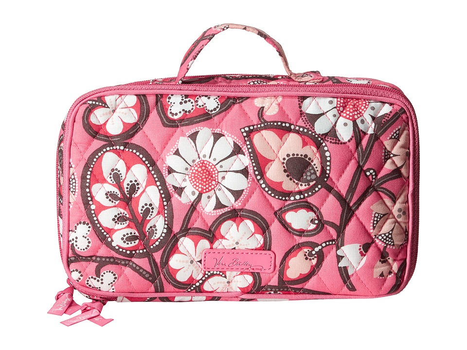 Vera Bradley Luggage - Blush Brush Makeup Case (Blush Pink) Bags