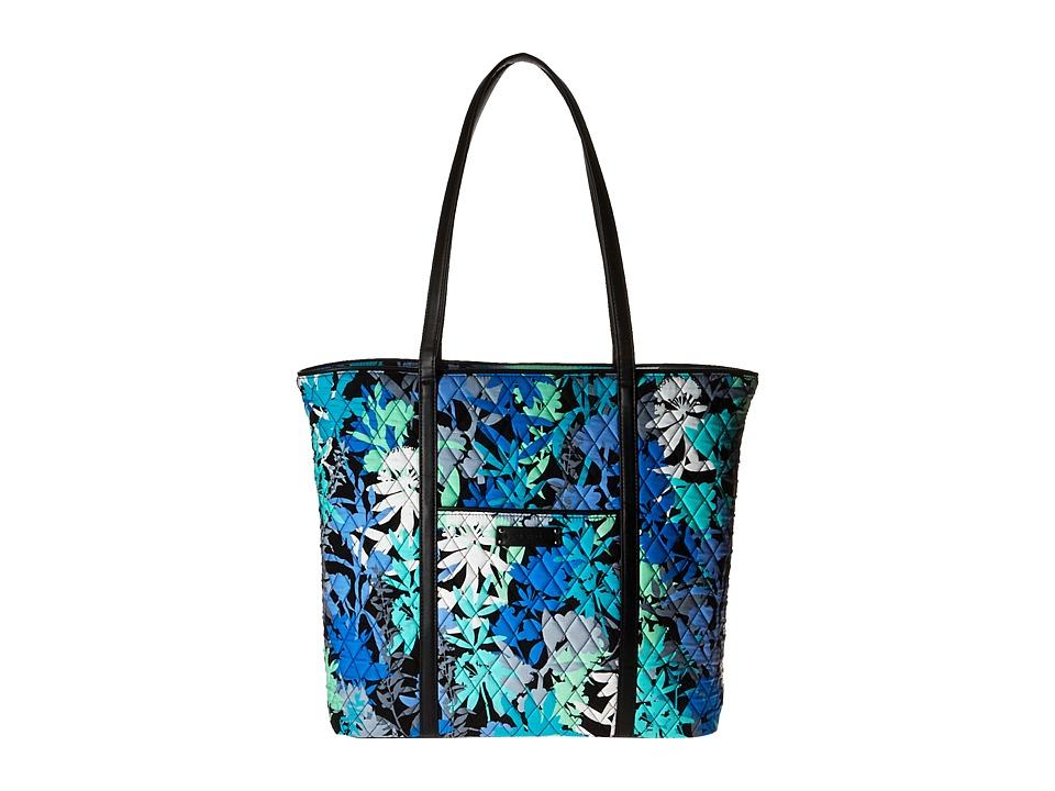 Vera Bradley Luggage - Trimmed Vera (Camo Floral/Black) Bags