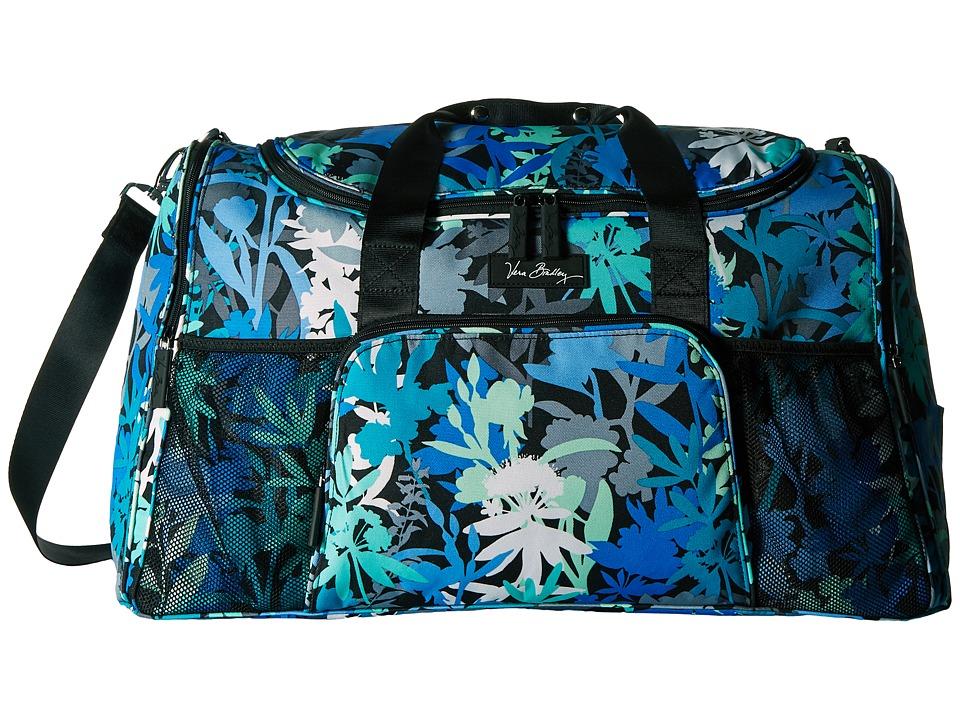Vera Bradley Luggage - Ultimate Sport Bag (Camo Floral) Bags