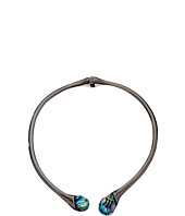 Robert Lee Morris - Abalone Collar Necklace