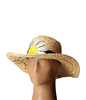 Kate Spade New York - Embroidered Daisy Sun Hat