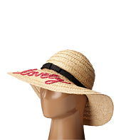 Kate Spade New York - Embroidered Lovely Sun Hat