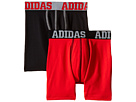 adidas Kids adidas Kids Sport Performance Climalite 2-Pack Boxer Brief (Big Kids)
