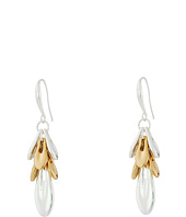 Robert Lee Morris - Two-Tone Shaky Drop Earrings