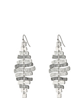 Robert Lee Morris - Zigzag Chandelier Earrings