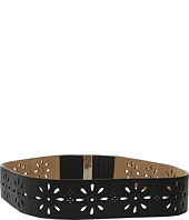 Kate Spade New York - 50mm Daisy Perforated Belt