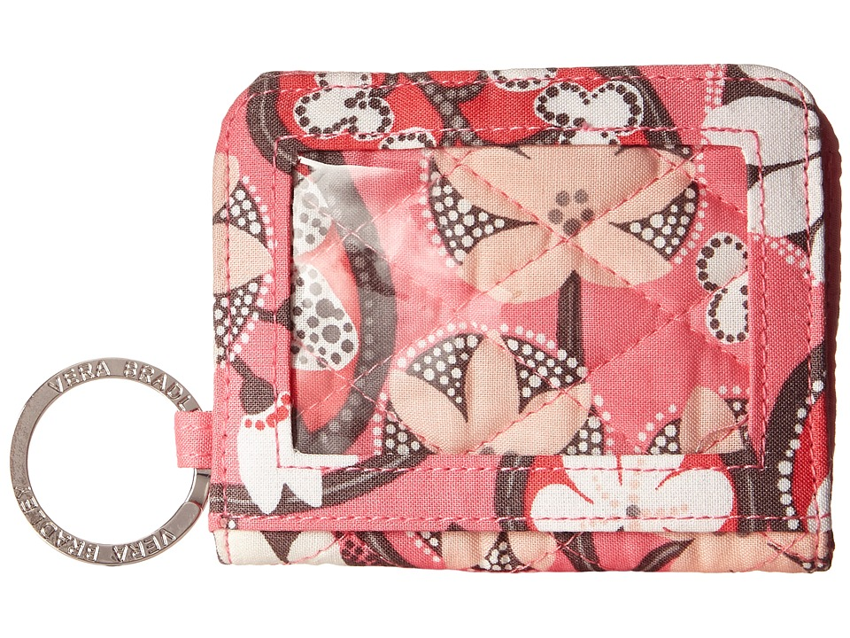 Vera Bradley - Campus Double ID (Blush Pink) Credit card Wallet