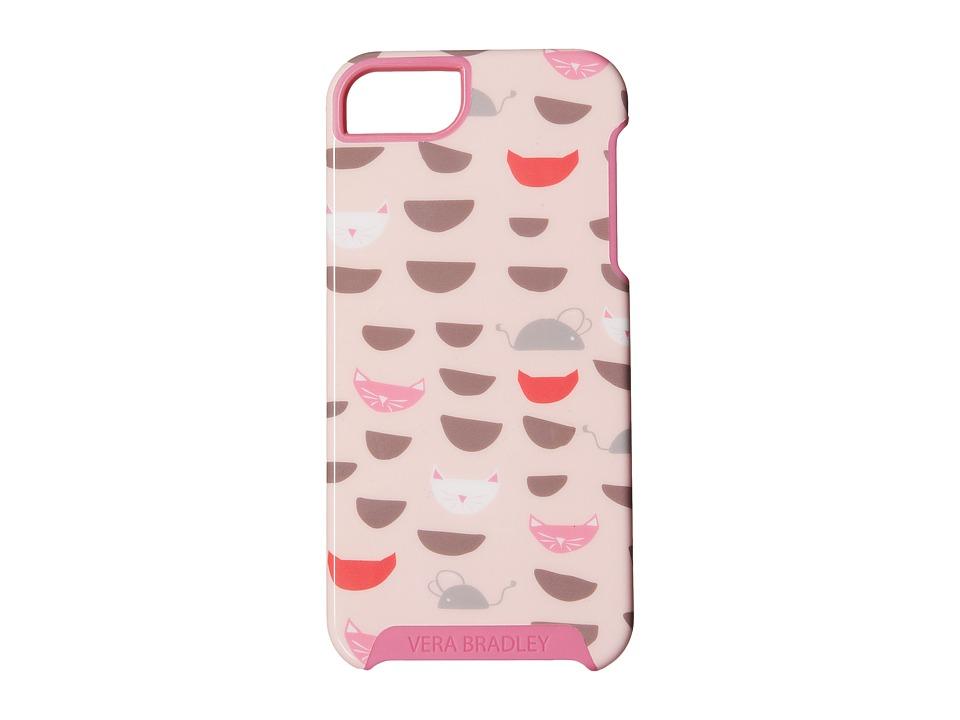 Vera Bradley - Hybrid Hardshell Case for iPhone 5 (Blush Cat/Mouse) Cell Phone Case