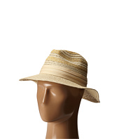 Vince Camuto - Striped Fedora Hat