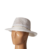 Vince Camuto - Metal and Rope Banded Packable Panama Hat