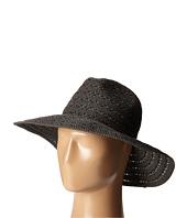 Vince Camuto - Lurex Shine Braided Wide Brim Hat