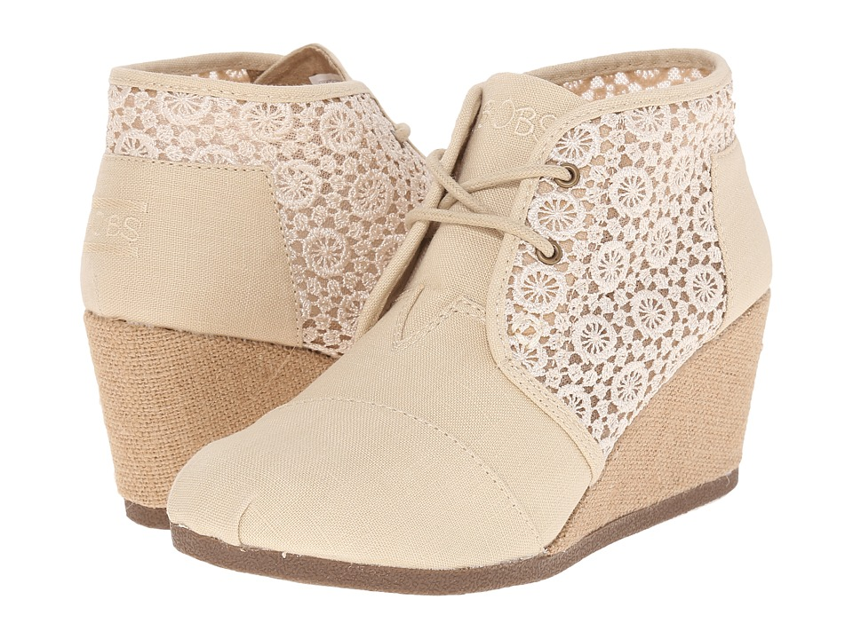 BOBS from SKECHERS High Notes Rocket (Natural) Women