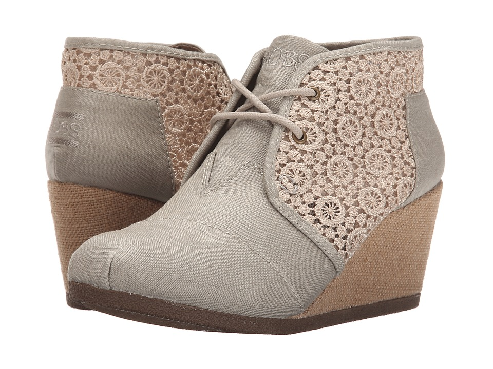 BOBS from SKECHERS - High Notes - Rocket (Taupe) Women