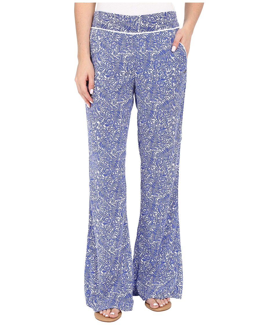 Roxy Summer Sessions Pants Majorelle Garden Combo/Seaspray Womens Casual Pants