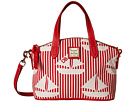Dooney & Bourke Ruby Bag Sailboat