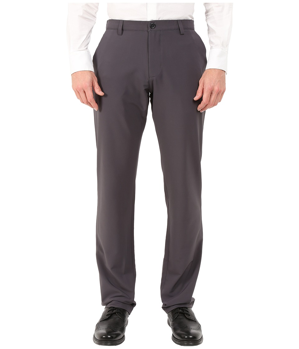 Ministry of Supply Aero Dress Slacks Charcoal Mens Dress Pants