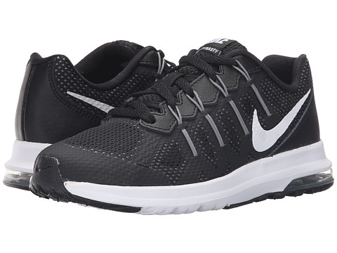 Nike Kids Air Max Dynasty (Little Kid) - Black/White/Cool Grey/Anthracite