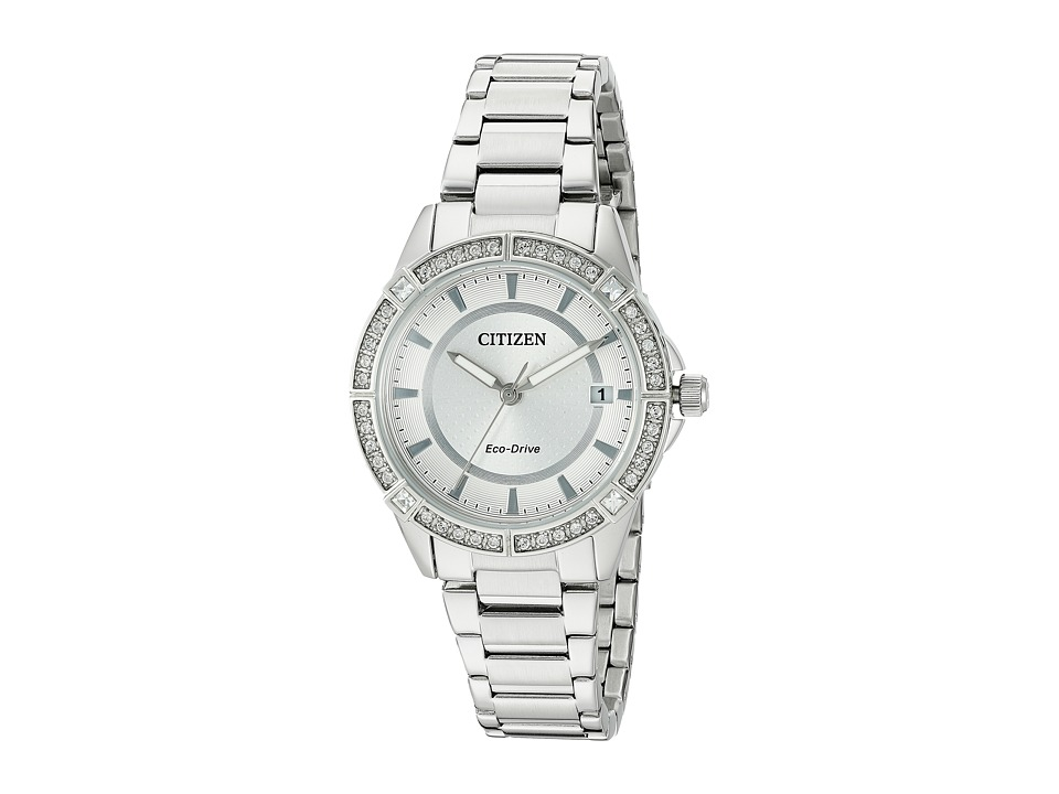 Citizen Watches - FE6060-51A - Drive from Citizen Eco-Drive (Silver Tone) Watches
