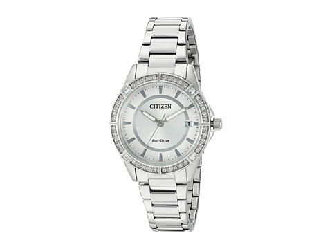 Citizen Watches FE6060-51A - Drive from Citizen Eco-Drive - Silver Tone