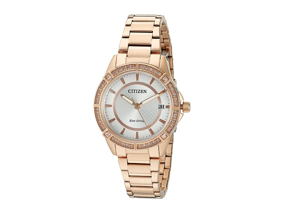Citizen Watches - FE6063-53A - Drive from Citizen Eco-Drive (Rose Gold Tone) Watches