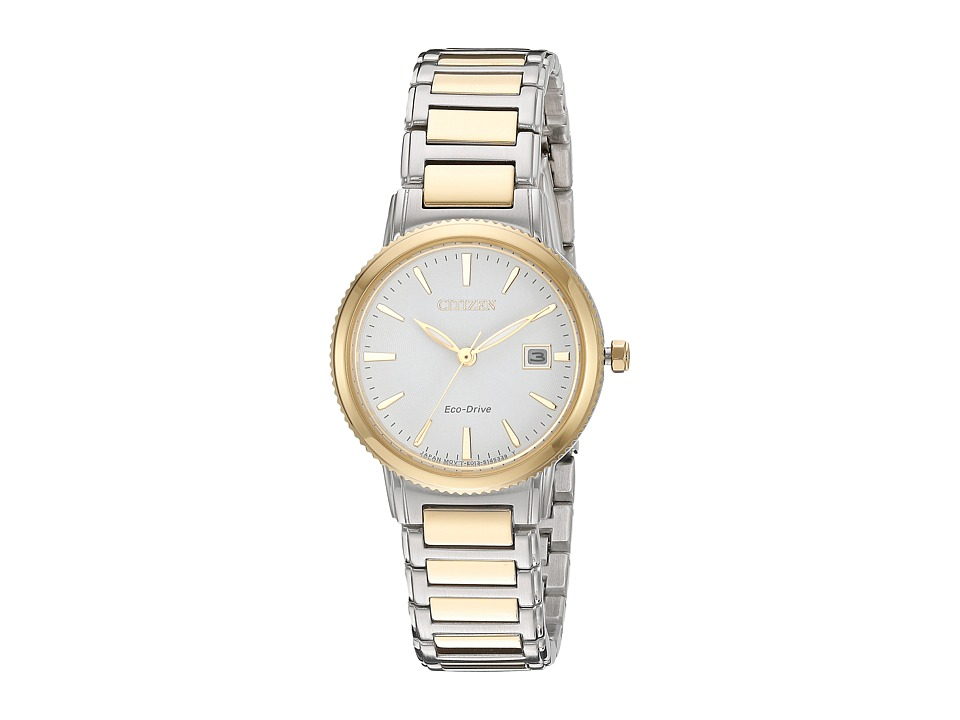 Citizen Watches - EW2374-56A - Eco-Drive Sport (Two-Tone) Watches