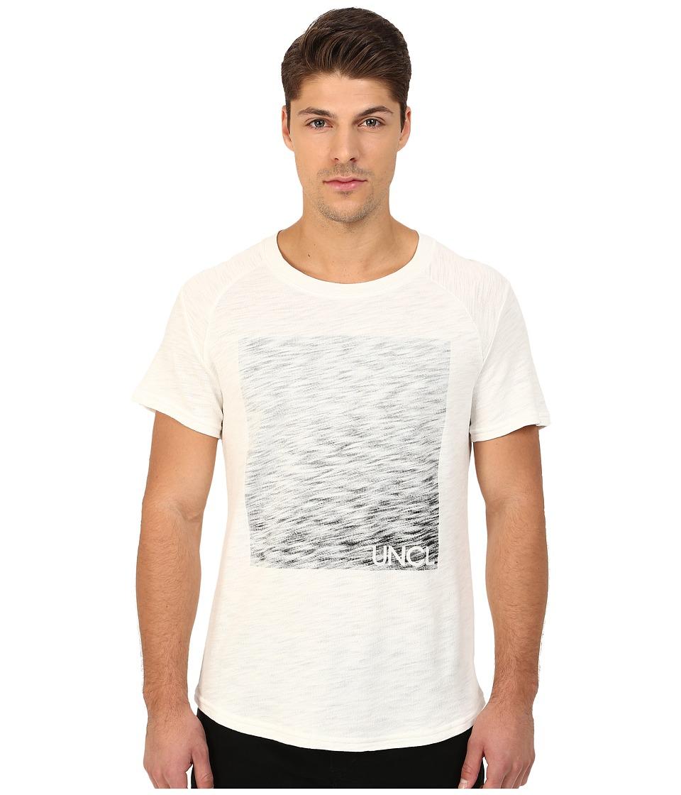 UNCL Monster Tee White Mens T Shirt