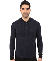 UNCL - Highline Slub Hooded Henley