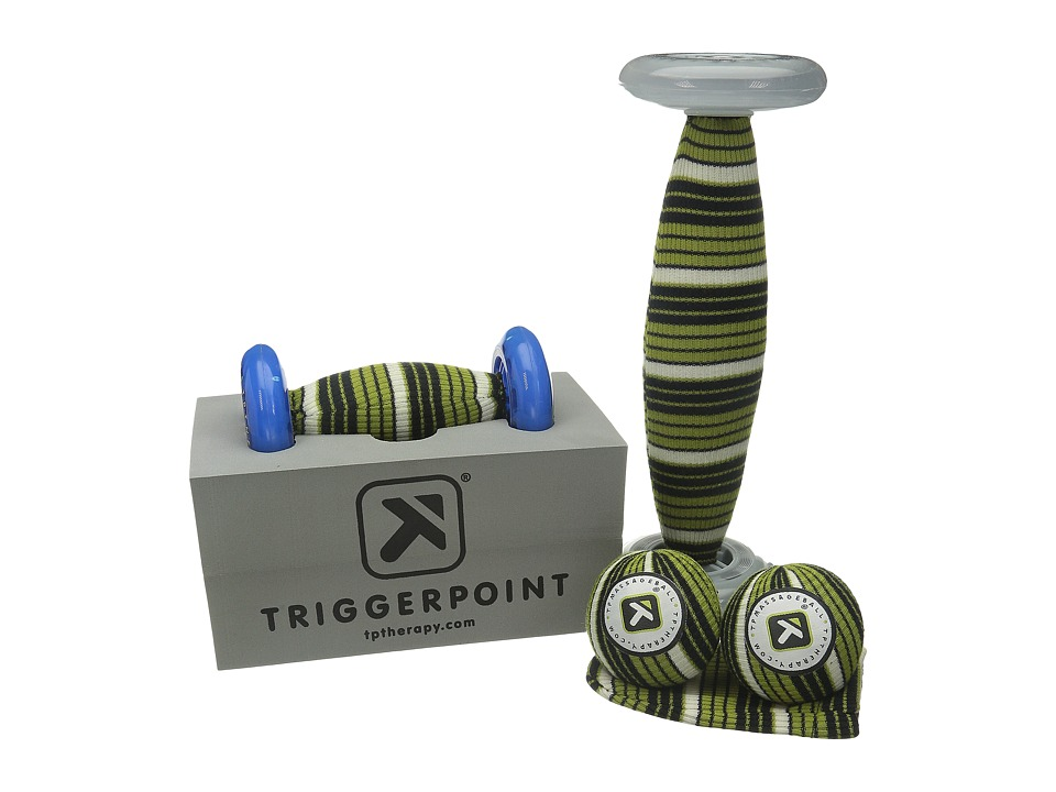 TriggerPoint Deep Tissue Essentials Wellness Collection No Color Athletic Sports Equipment