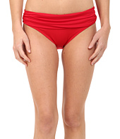 La Blanca - Island Goddess Shirred Waist Hipster Bottom