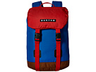 Burton Tinder Backpack (Little Kid/Big Kid) (Parker Color Block)