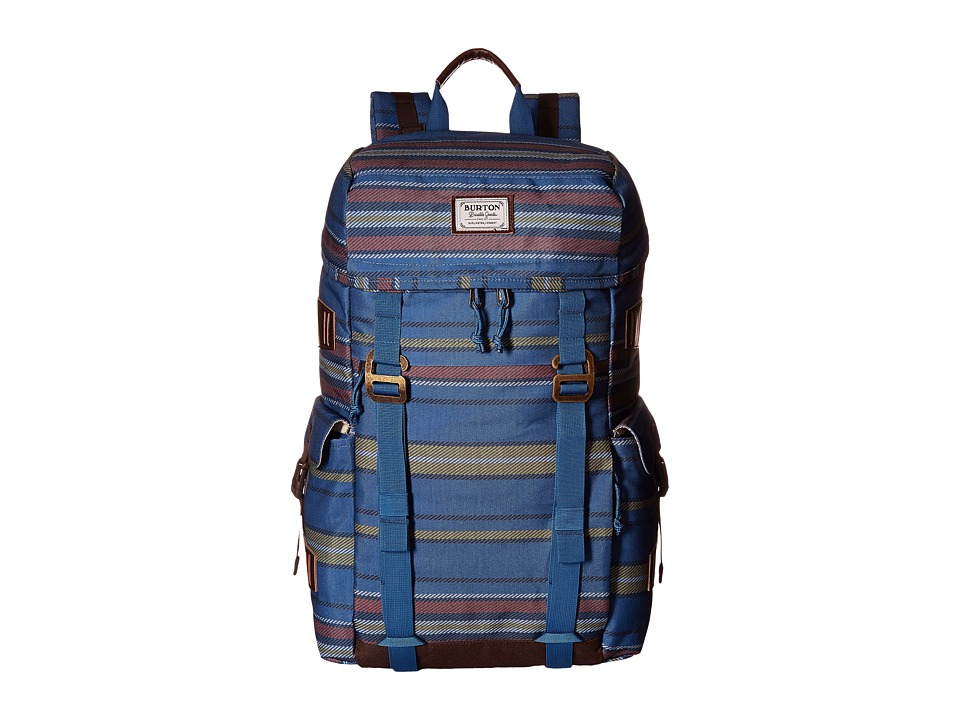 Burton Annex Backpack Essex Stripe Backpack Bags